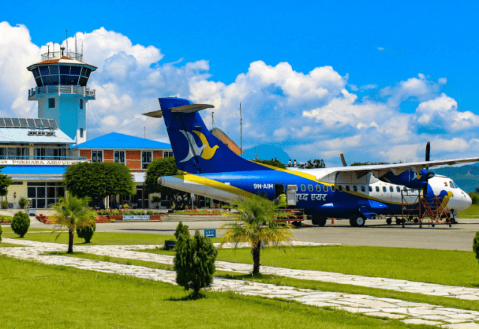 buddha air nepal atr 42 320 aviatech channel