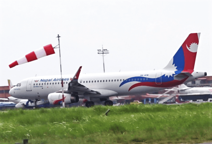 nepal airlines airbus a320 200 aviatech channel