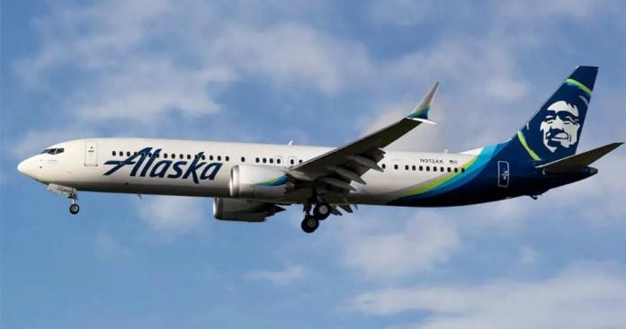 alaska airlines boeing 737 max 9 aviatechchannel