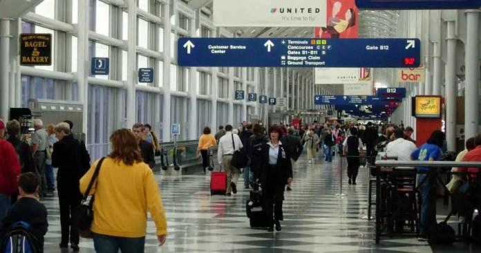 chicago ohare international airport terminal 1 aviatechchannel