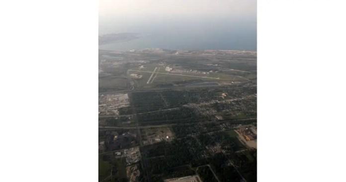 gary chicago international airport aviatechchannel