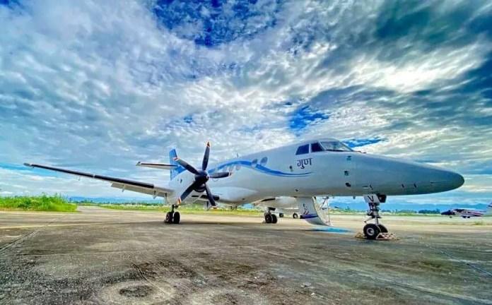 guna airlines js 41 aviatechchannel