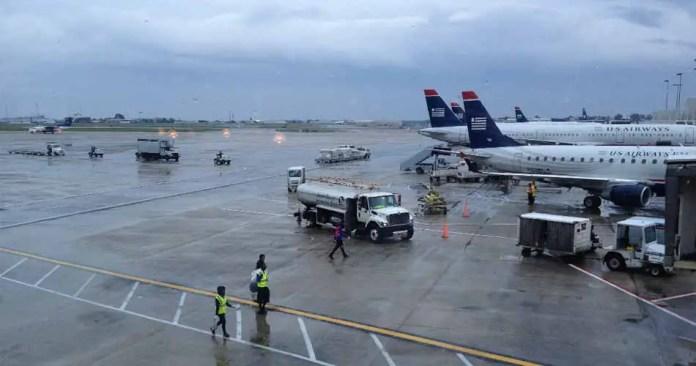 charlotte douglas international airport aviatechchannel