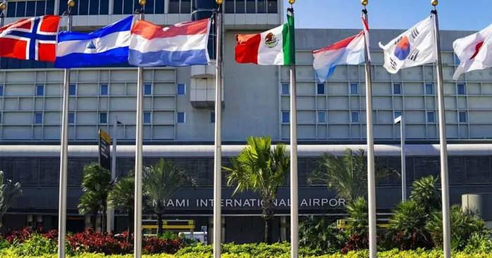 miami international airport aviatechchannel
