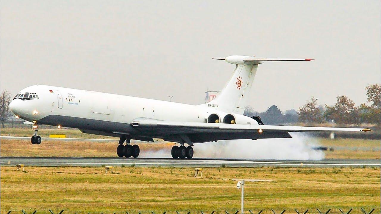 Rada Airlines verstärkt sich mit zweiter Il-62