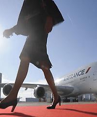 Boycott: Handling of Air France flights 35