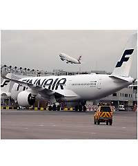 Finnair passenger results 30