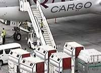Doha - Boston Cargo now on Qatar Airways 9