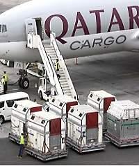Doha - Boston Cargo now on Qatar Airways 39