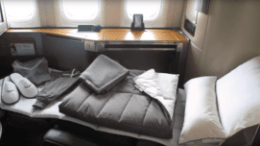 American Airlines helps travelers dream big with new suite of onboard bedding 15