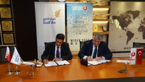 New Codeshare between Turkish Airlines and Golf Air 26