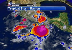 National Hurricane Center: Tropical Storm Ramon forming off Mexico's coast 44