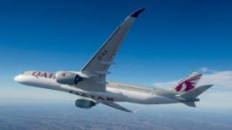 Qatar Airways first airline ever to operate Airbus A350 to the Maldives 25