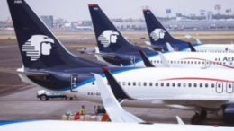 Aeromexico reports September 2017 traffic results 55
