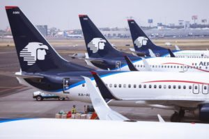 Aeromexico reports September 2017 traffic results 1
