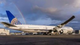 United Airlines resumes seasonal service to New Zealand 76