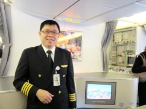 Taiwan pulls out all stops for new airline 1