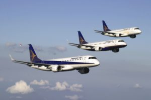 Embraer announces firm order for 20 E-Jets from SkyWest 33