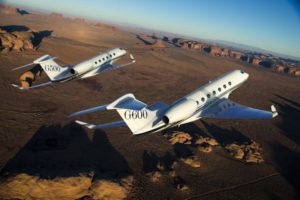 Gulfstream exceeds G500 and G600 planned performance 1