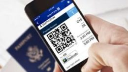 United offers boarding passes for partner airlines via its mobile app 1