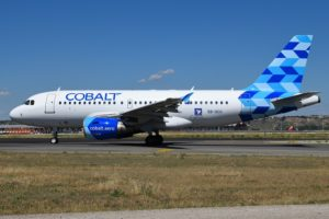 Cobalt Air launches new route to Moscow