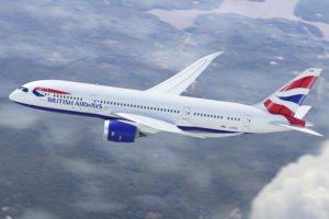 British Airways upgrades aircraft on London-Washington DC route 17