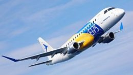 Embraer and American Airlines sign a contract for ten E175s 11