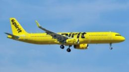 Spirit Airlines adds service to New Orleans from five new destinations 35