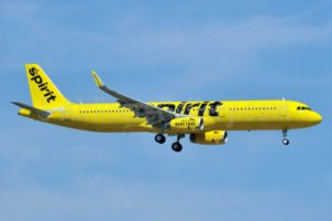 Spirit Airlines adds service to New Orleans from five new destinations 1
