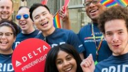 Delta Air Lines : A good place for LGBT to work? 17