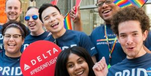 Delta Air Lines : A good place for LGBT to work? 1