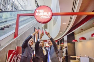 Coca-Cola entertainment lounges open at Dallas Fort Worth airport