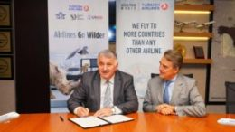 Turkish Airlines signs United for Wildlife Buckingham Palace Declaration 77