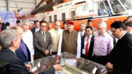 Heli Expo India and International Civil Helicopter inaugurated 19