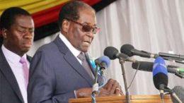 Harare airport renamed: Robert Gabriel Mugabe International Airport 15