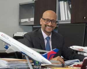 Rahul Samant promoted to Delta Air Lines Executive Vice President 1