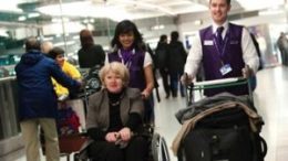 Heathrow enhances service for passengers with disabilities 16