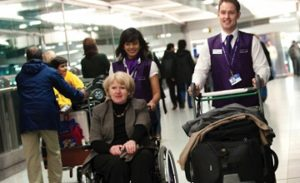 Heathrow enhances service for passengers with disabilities 25