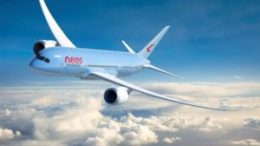 Boeing, Neos and AerCap celebrate delivery of airline's first 787 Dreamliner 13
