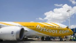 Singapore low-cost carrier arrives in US at Honolulu airport 47