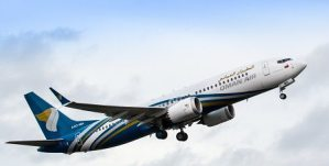 Boeing delivers first 737 MAX for Oman Air 6