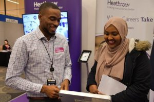 Heathrow opens its doors to future local workforce 11