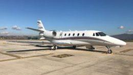 Luxaviation UK welcomes Citation XLS+ to fleet 10