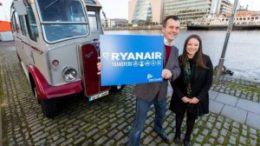 Ryanair launches new transfers service powered by CarTrawler 8