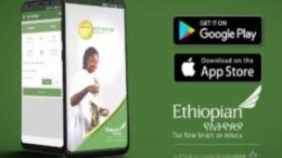 Ethiopian Airlines mobile application is up & running 21