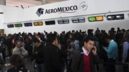Aeromexico: Domestic and international passenger numbers up in December 35