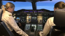 Lufthansa Group female pilots take off 21