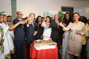 Ethiopian Airlines links Buenos Aires with Africa