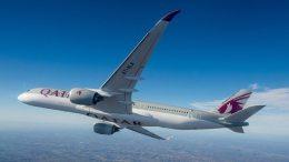 Qatar Airways' cutting-edge Airbus A350 lands in Atlanta 16