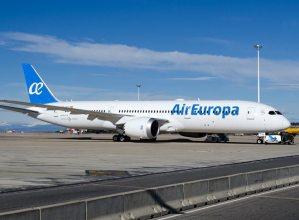Air Europa introduces first Boeing 787-9